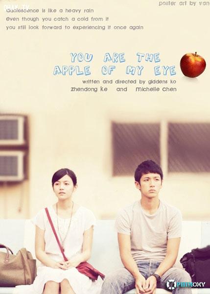 Cô gái năm ấy chúng ta cùng theo đuổi (You Are the Apple of My Eye) 2011 poster