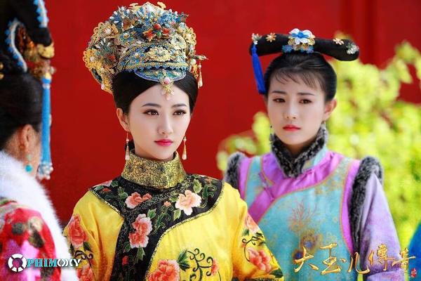Đại Ngọc Nhi truyền kỳ (The Legend of Xiao Zhuang) 2015 - 5