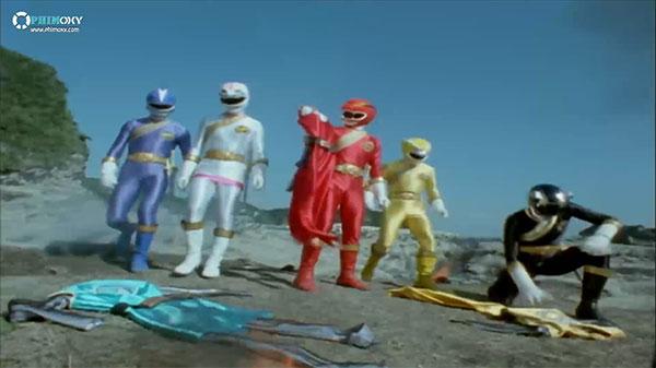 Siêu Nhân Cuồng Phong vs Siêu Nhân Gao (Ninpuu Sentai Hurricaneger vs Gaoranger) 2003 - 2