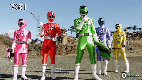 Chiến Đội Hỏa Xa (Ressha Sentai ToQger) 2014 - 2