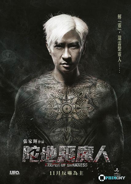 Kẻ săn bóng đêm (Keeper of Darkness) 2015 poster