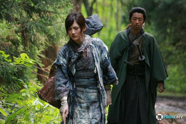 Kiếm Sĩ Mù Xinh Đẹp (Ichi) 2008 - 2