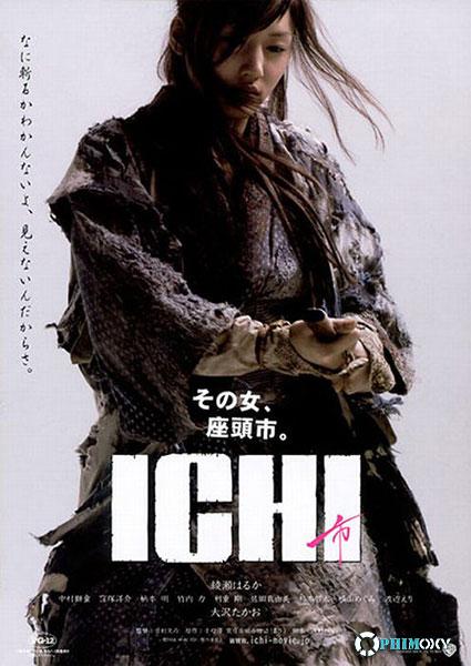 Kiếm Sĩ Mù Xinh Đẹp (Ichi) 2008 poster