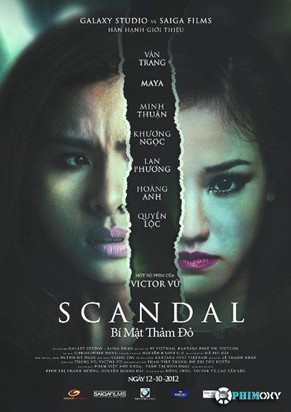 Scandal: Bí mật thảm đỏ 2012 poster
