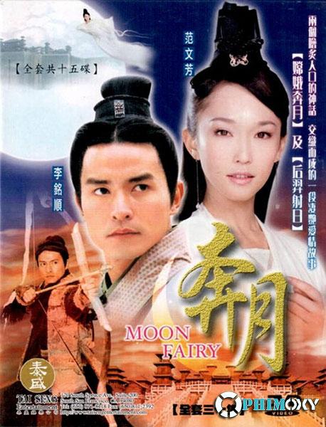 Truyền thuyết Hằng Nga (Moon Fairy) 2003 poster