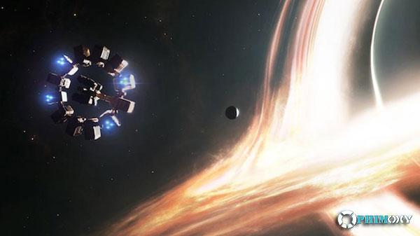 Hố Đen Tử Thần (Interstellar) 2014 - 5