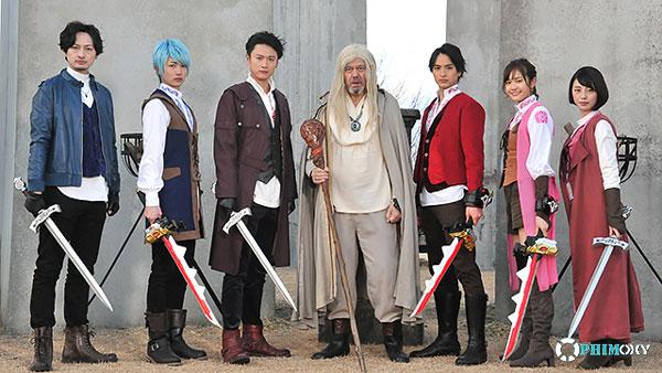 Chiến đội Kị sỹ Khủng long (Kishiryu Sentai Ryusoulger) 2019 - 3