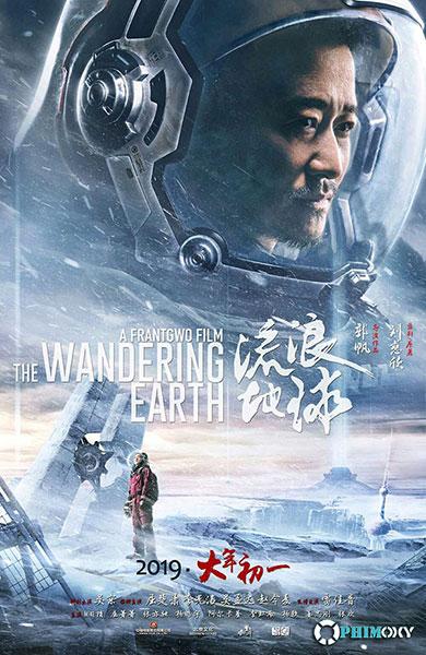 Lưu Lạc Địa Cầu (The Wandering Earth) 2019 poster