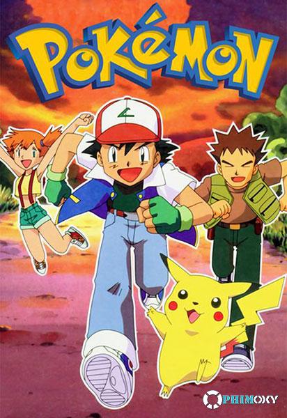 Pokémon 1997 poster