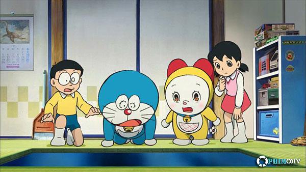 Doraemon: Tân Nobita và lịch sử khai phá vũ trụ (Doraemon: The Record of Nobita's Spaceblazer) 2009 - 2