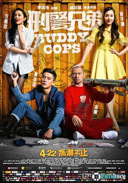 Hình Cảnh Huynh Đệ (Buddy Cops) 2016 poster