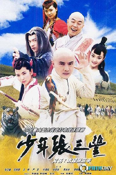 Thiếu niên Trương Tam Phong (Taiji Prodigy) 2001 poster