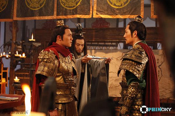 Tùy Đường Diễn Nghĩa (Heroes in Sui and Tang Dynasties) 2013 - 1