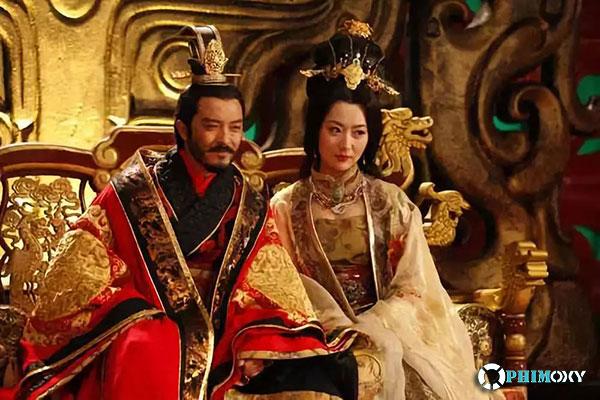 Tùy Đường Diễn Nghĩa (Heroes in Sui and Tang Dynasties) 2013 - 4