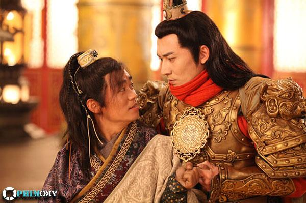 Tùy Đường Diễn Nghĩa (Heroes in Sui and Tang Dynasties) 2013 - 5
