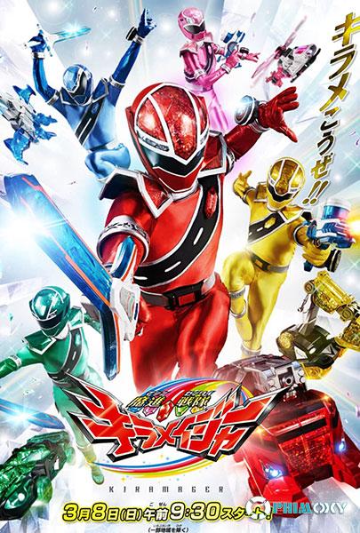 Chiến đội Ma tiến (Mashin Sentai Kiramager) 2020 poster