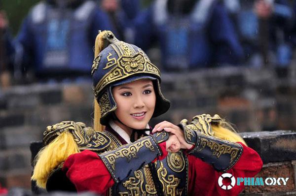 Hoa Mộc Lan Truyền Kỳ (The Story Of Mulan) 2012 - 2
