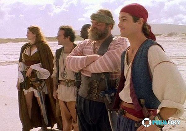 Những cuộc phiêu lưu của Sinbad (The Adventures of Sinbad) 1996 - 3
